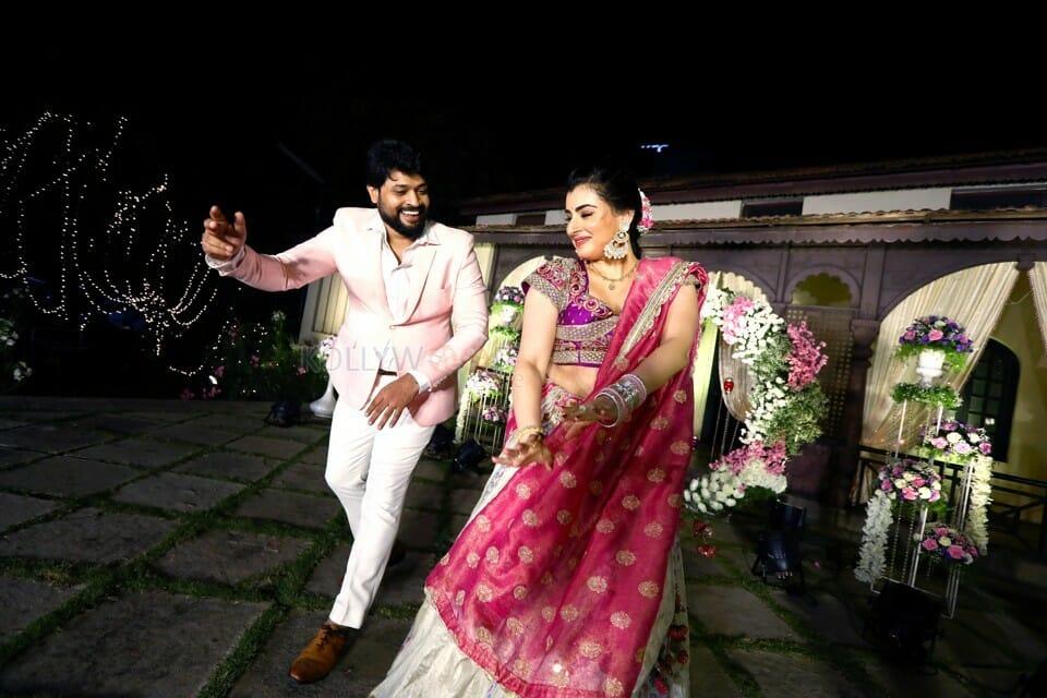 Actress Archana Sangeet Photos 10