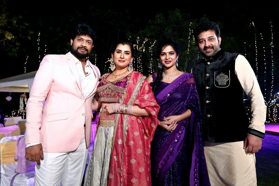 Actress Archana Sangeet Photos 11