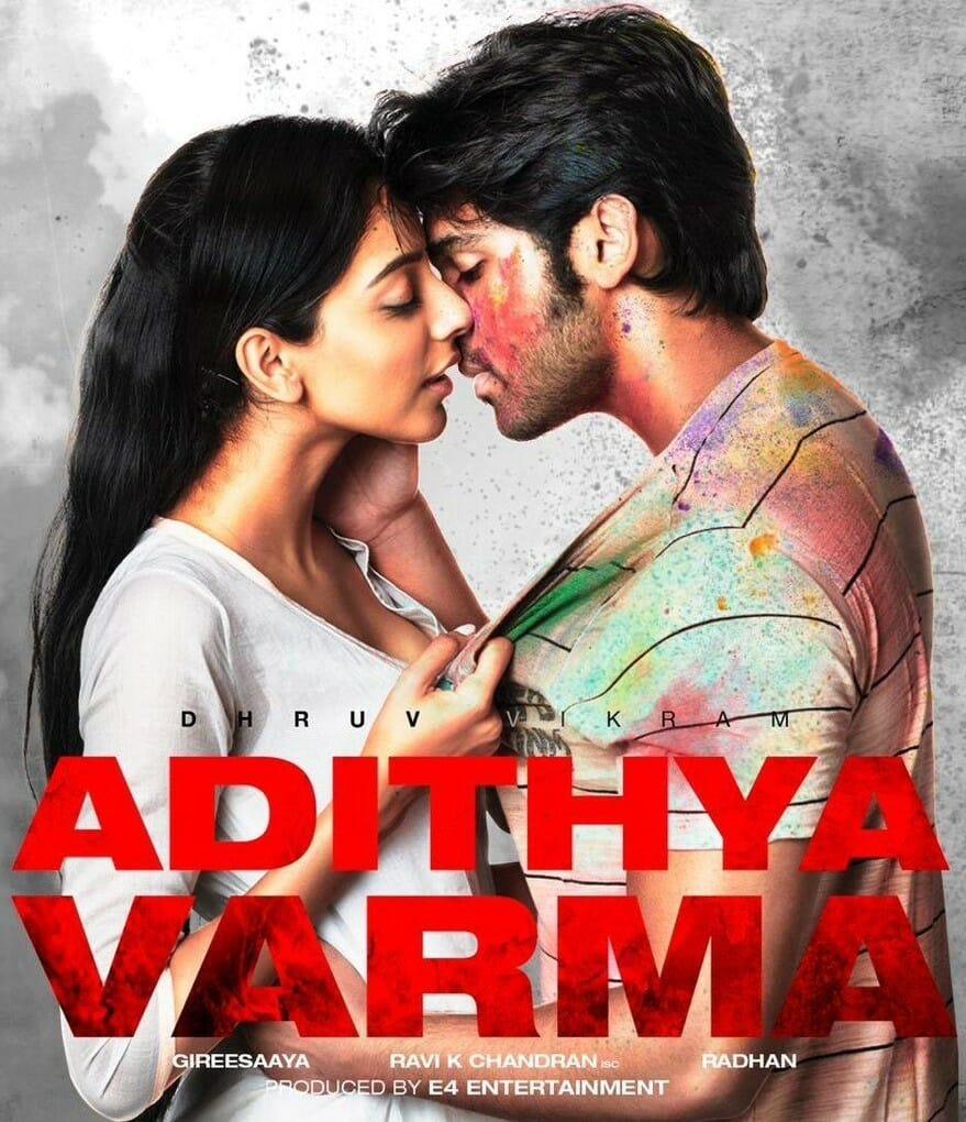 Adithya Varma - Dhruv Vikram, Banita Sandhu
