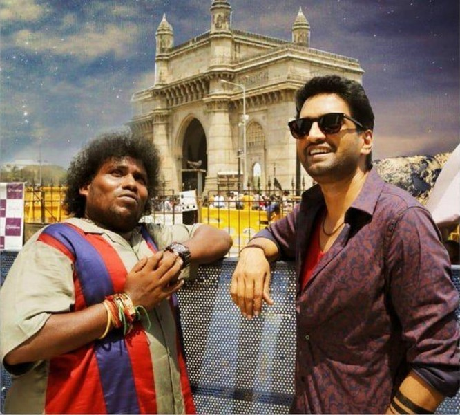 Dagaalty - Santhanam and Yogi Babu