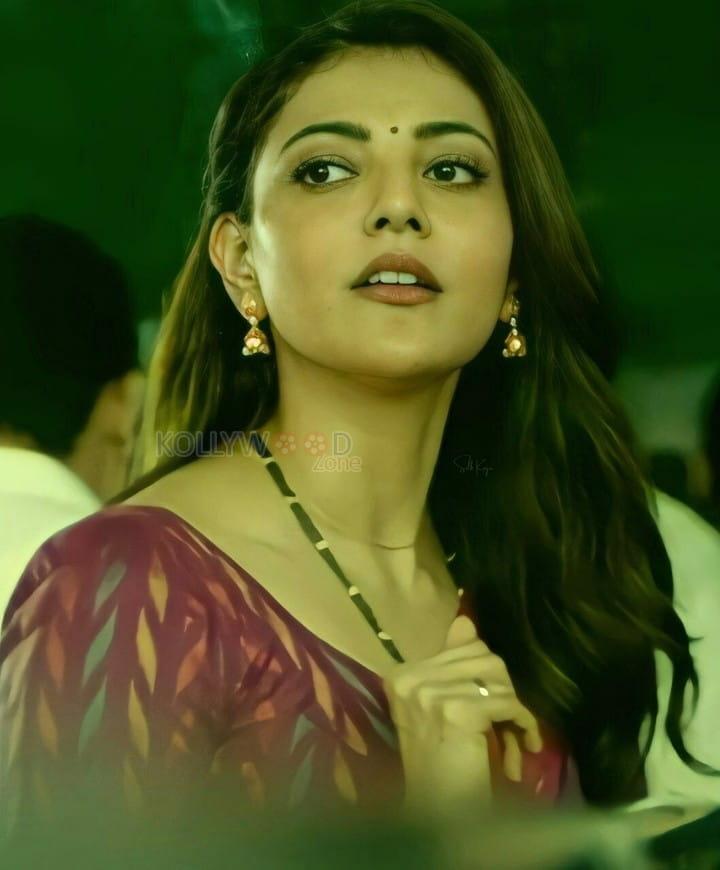 Actress Kajal A Kitchlu Pictures