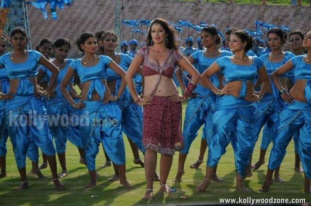 Actress Lakshmi Rai Hot Cleavage Photos