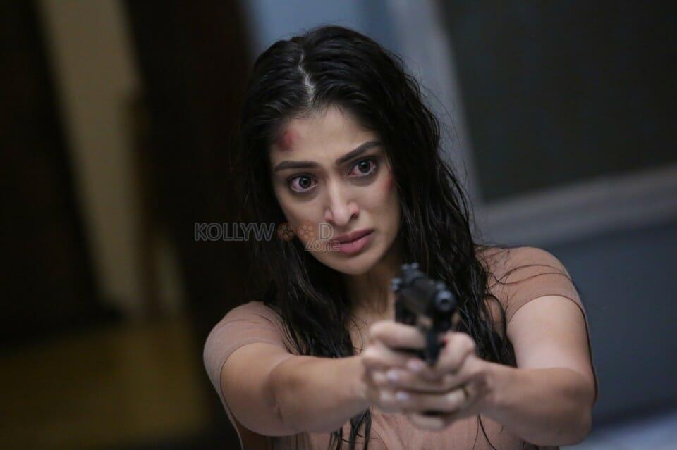 Actress Raai Laxmi In Mirugaa Movie Photos 03