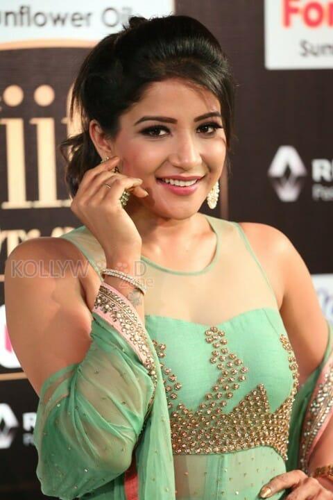 Actress Sakshi Agarwal At Iifa Utsavam Event Pictures