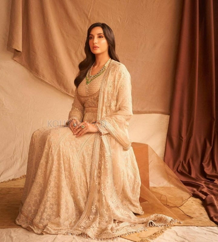 Beautiful Model Nora Fatehi