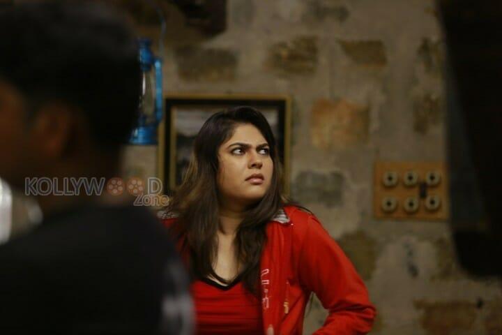 Dhigil Movie Heroine Sherin Pictures