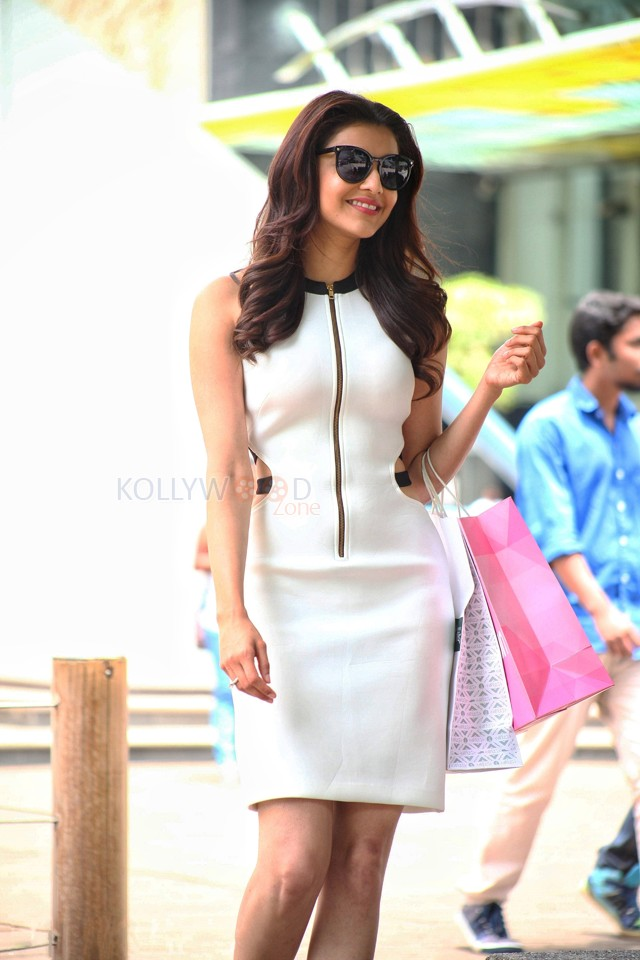 Indian Actress Kajal Aggarwal Movie Pictures
