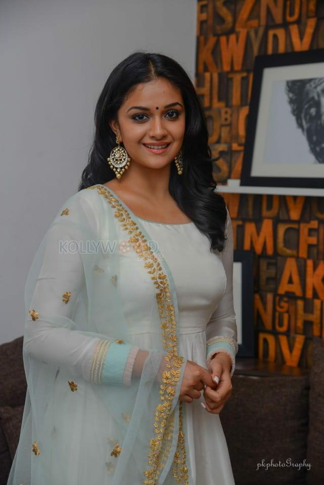 Mallu Actress Keerthy Suresh
