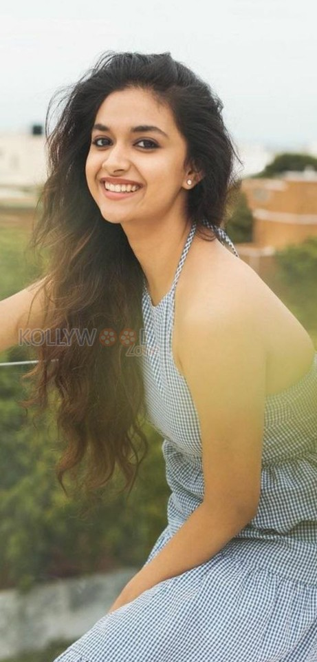 Tamil Actress Keerthy Suresh Latest Stills