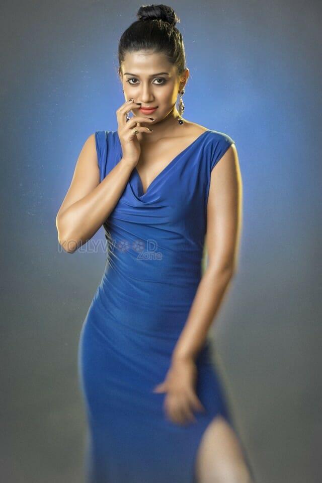 Perazhagi Iso Movie Heroine Shilpa Manjunath Photos