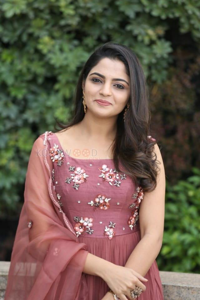 Actress Nikhila Vimal At Donga Movie Interview Photos