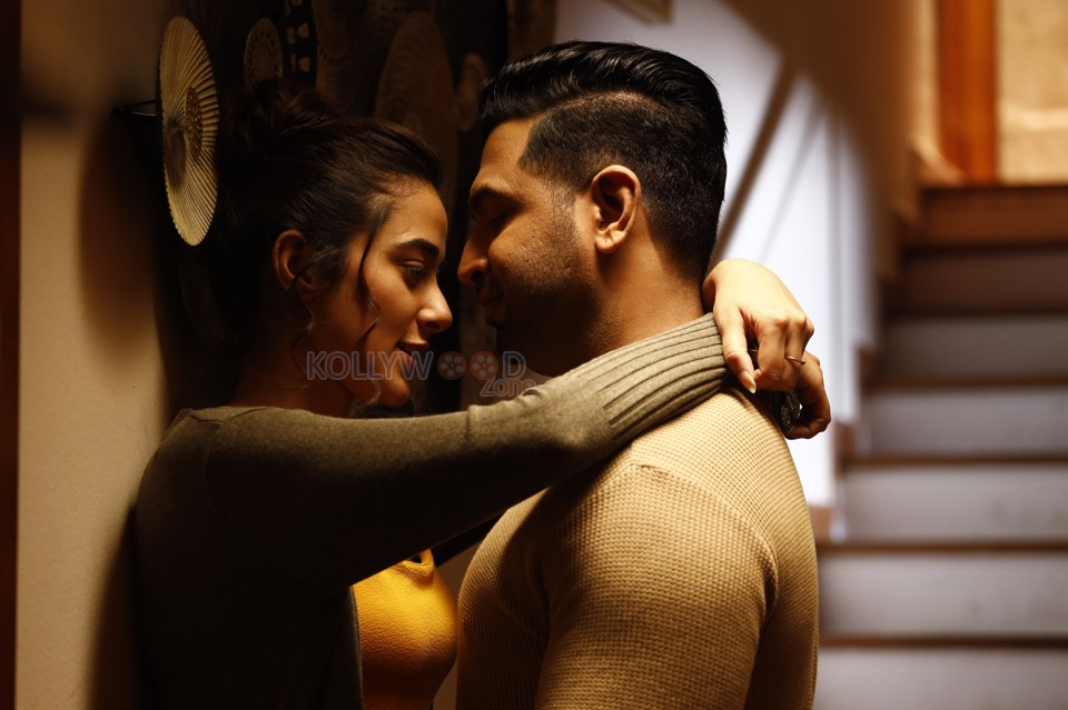 Borrder Movie Arun Vijay Stefy Patel Photos