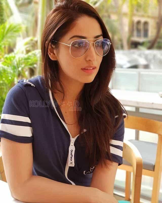 Actress And Model Yami Gautam Holiday Photos
