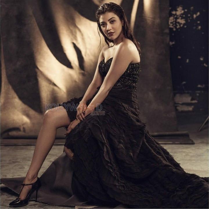 Beautiful and Sexy Kajal Aggarwal Photoshoot Stills