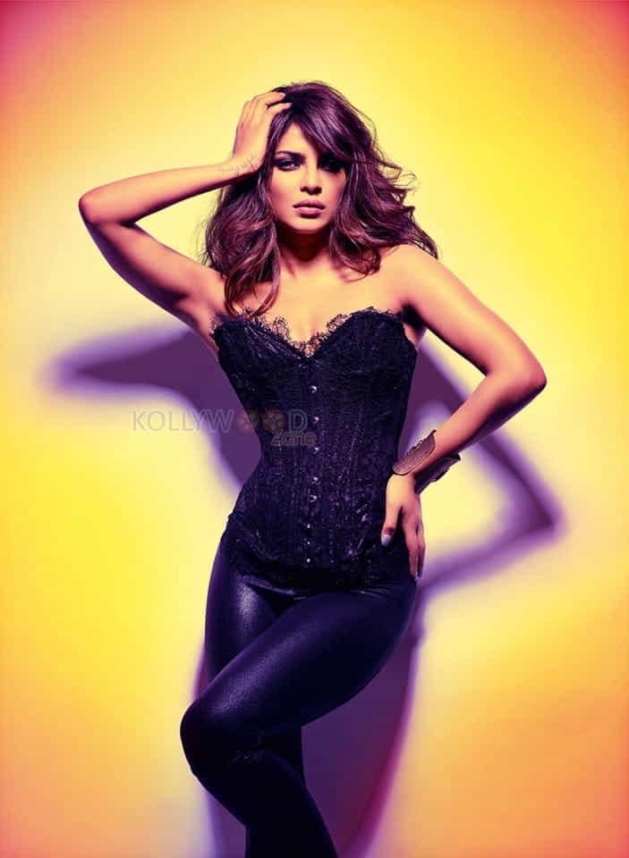 Priyanka Chopra Hot Gq Magazine Pictures