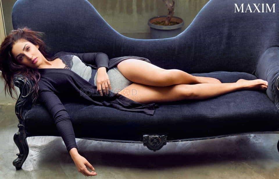 Yami Gautham Maxim Magazine Hot Pictures