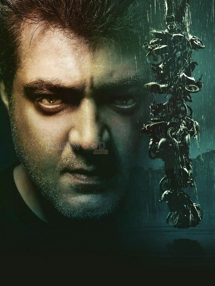 Valimai Movie Ajith Photos