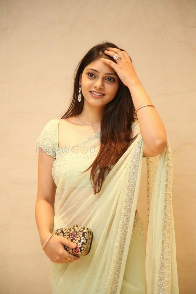 Beautiful Rahasya Gorak at SR Kalyanamandapam EST Pre Release Event Pictures