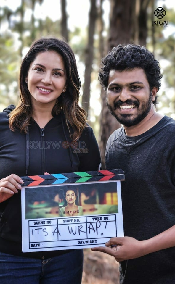 Shero Movie Shooting Completed Pictures