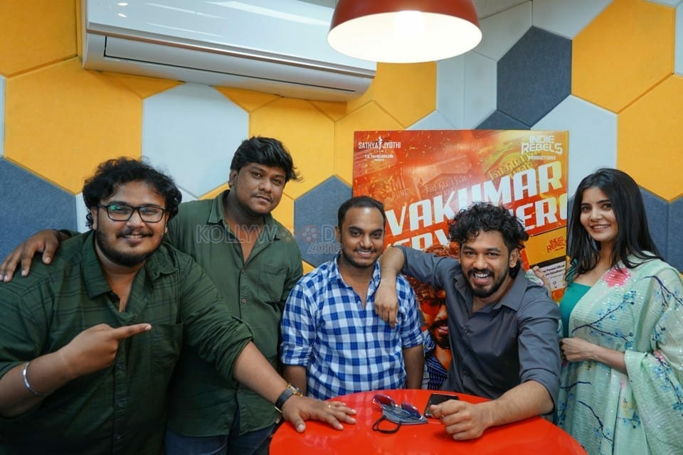 Sivakumarin Sabadham Launch Stills