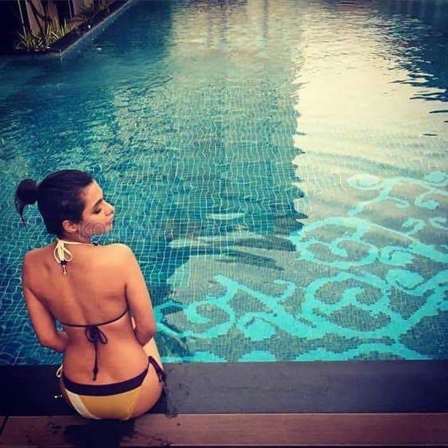 Former Miss Indian Ruhi Singh Bikini Photos 08