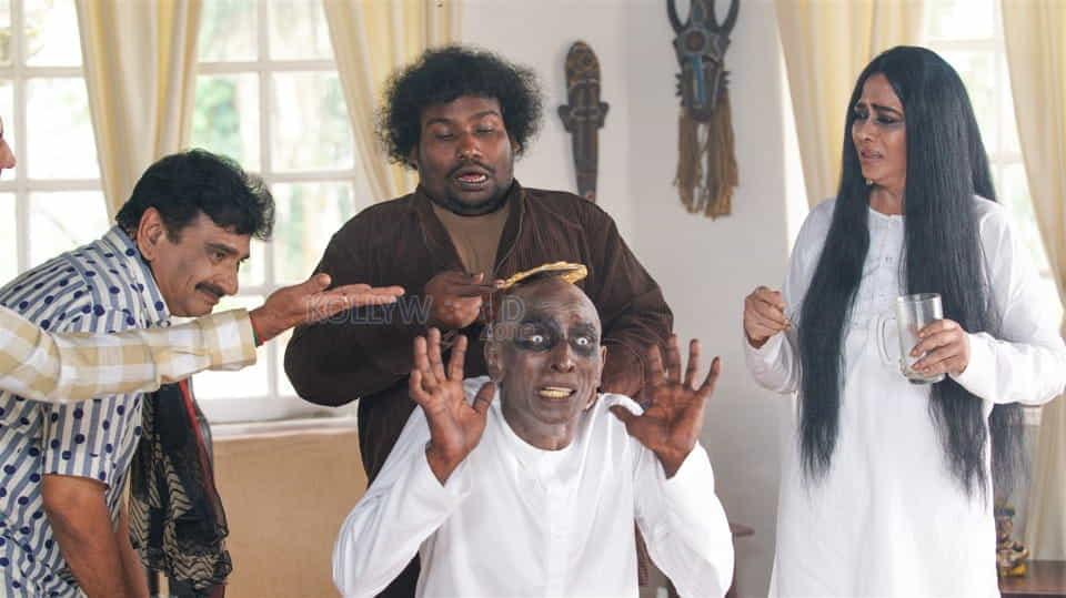 Pei Mama Tamil Movie Pictures 03