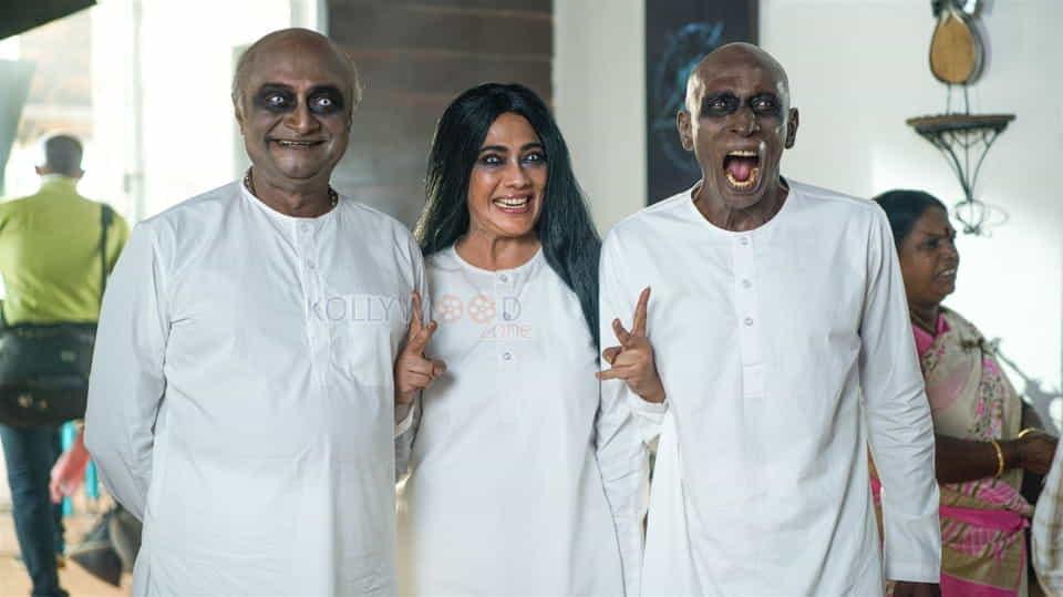 Pei Mama Tamil Movie Pictures 04