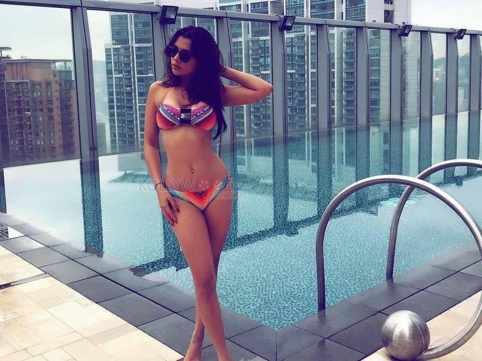 Ruhi Singh Hot Bikini Photos 08