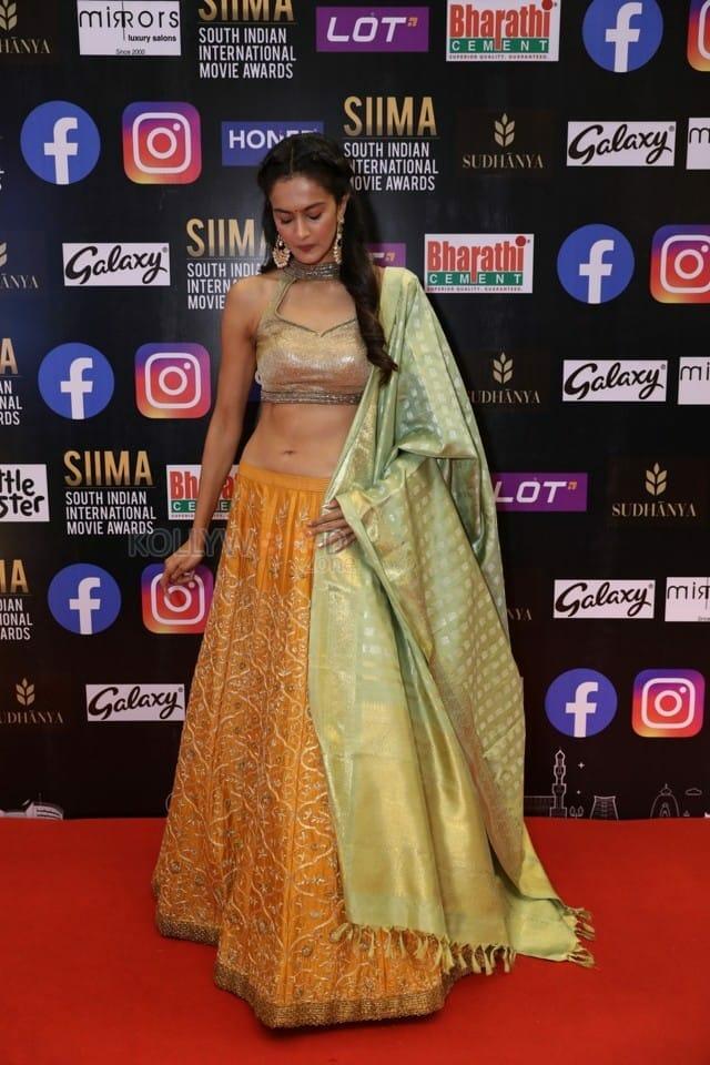 Shubra Aiyappa at SIIMA Awards 2021 Day 2 Stills 01
