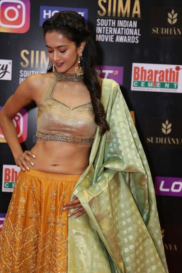 Shubra Aiyappa at SIIMA Awards 2021 Day 2 Stills 03
