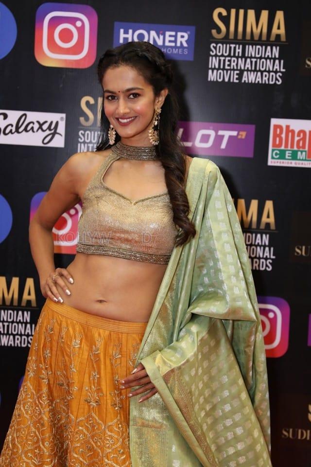 Shubra Aiyappa at SIIMA Awards 2021 Day 2 Stills 05
